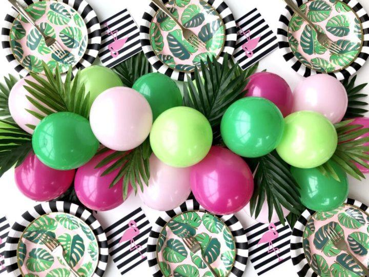 Let's Flamingle Birthday