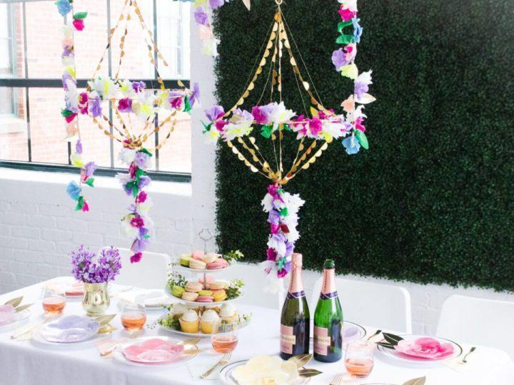 Garden Party Birthday