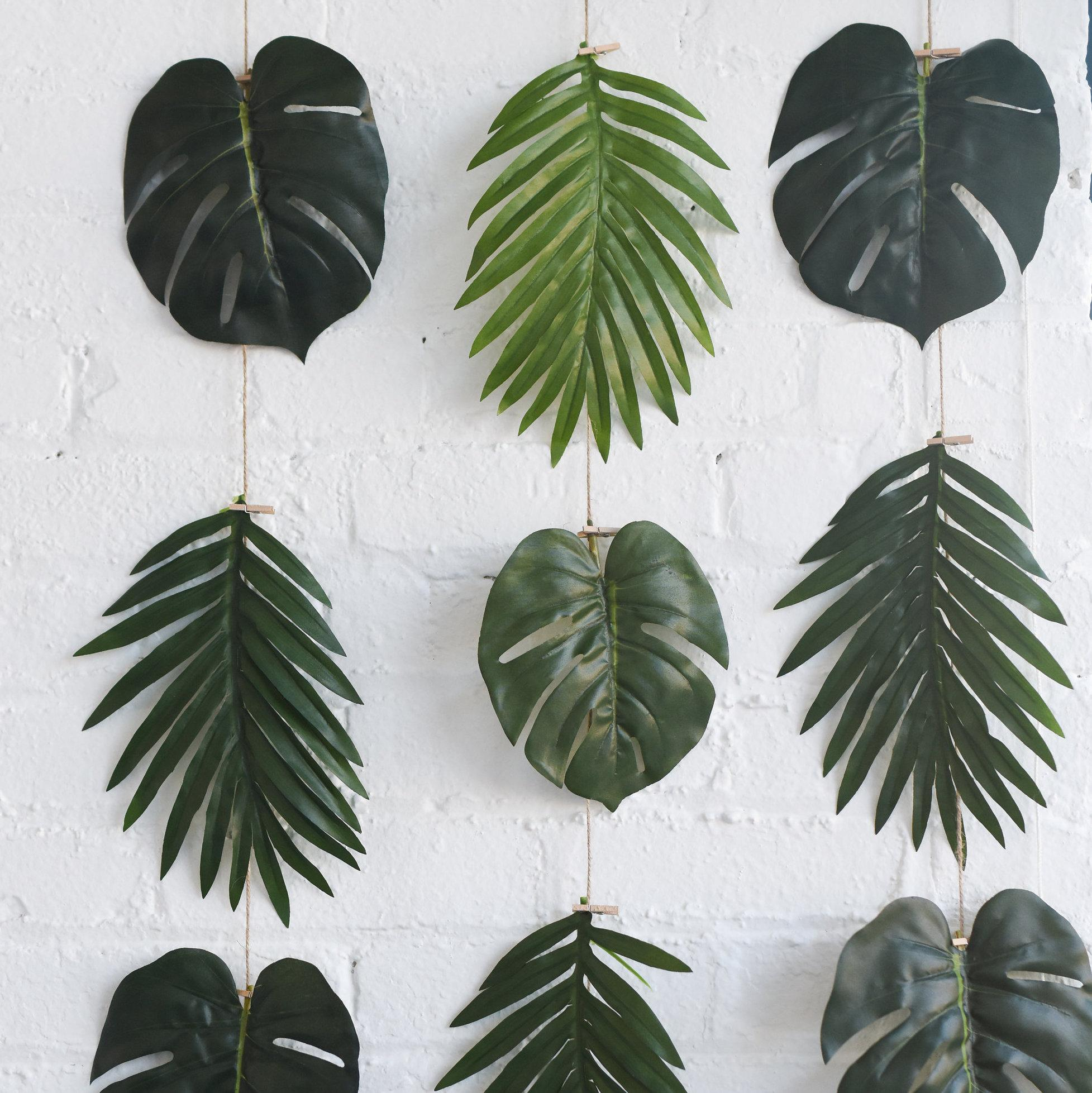 Palm Wall Decor
